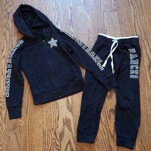 Justice sweat suit